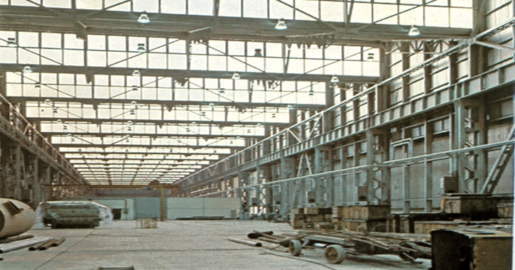 Pendik Shipyard Equipment Plant (1976)