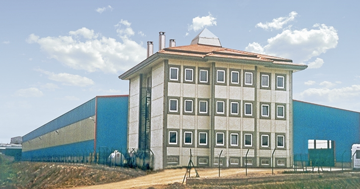 Ferga Metal Industry Factory and Headquarters (1999)